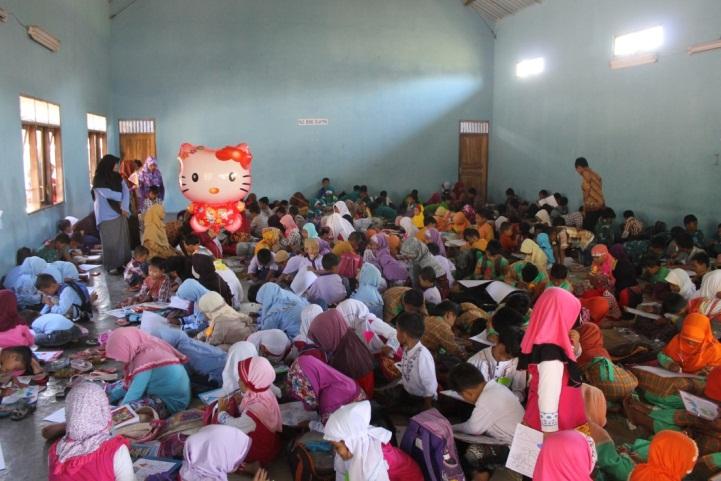 Festival Anak Soleh DPD LDII Sleman, Yogyakarta