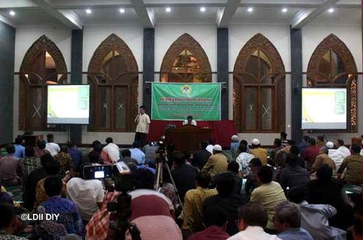 Menyambut Masyarakat Ekonomi Asean (MEA) LDII DI Yogyakarta (DIY) mengambil momentum tersebut, untuk penguatan ekonomi syariah. LDII optimistis, pengusaha dapat bersaing dalam MEA dengan menguatkan ekonomi berbasis syariah.