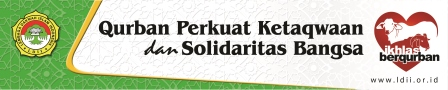 qurban-perkuat-ketaqwaan-solidaritas-bangsa, LDII DIY